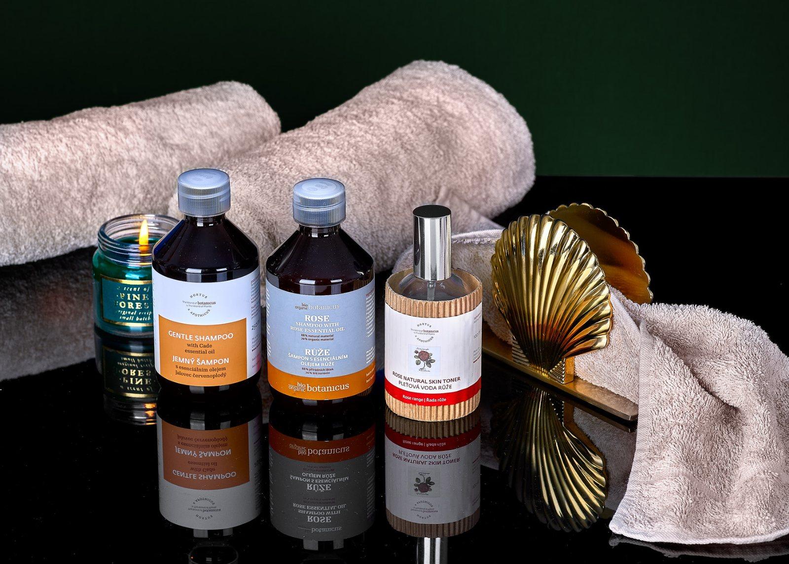 Relaxační masáž hlavy přírodním esenciálním olejem