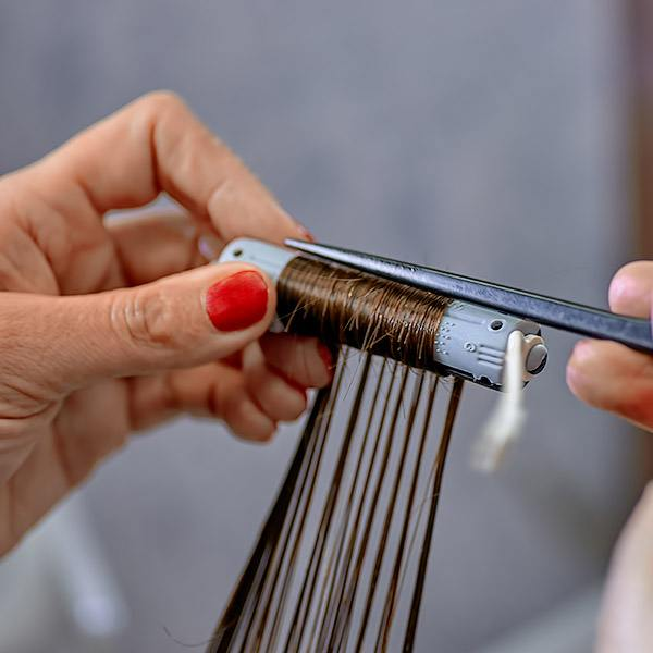 Trvalá preparace vlasů